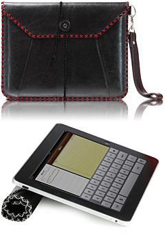 Full Leather Vellum case for iPad