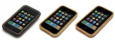 Royal wooden case for iPhone 3GS/3G