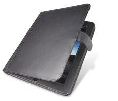 PDAIR レザーケース for iPad 横開きタイプ(ボタンタイプ)