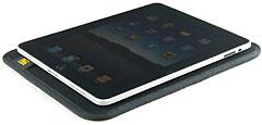 iPad用机の上のちょい置きふわふわパット