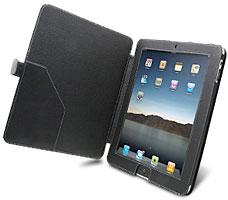 APPLE iPad用本革ケース(ブックタイプ)