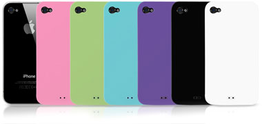 eggshell for iPhone 4