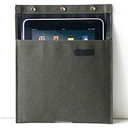 iPad 帆布ポケット
