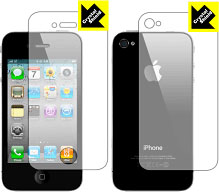Crystal Shield for iPhone 4