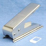 SIMパンチ(microSIMカッター)