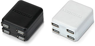 TUNEMAX 4USB CHARGER