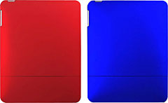 RUBBER COATING CASE FOR iPad(BI-PADRCASE)