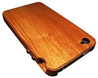 iPhone 4 対応木製ケース