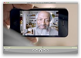 iPhone 4「Meet Her」