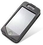PDAIR レザーケース for iPhone 4 スリーブタイプ