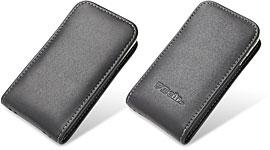 PDAIR レザーケース for iPhone 4 バーティカルポーチタイプ