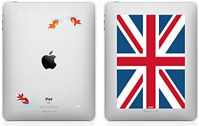 iPad専用 デザインケース