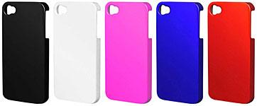 UV COATING CASE FOR iPhone 4(BI-IP4UVCASE)
