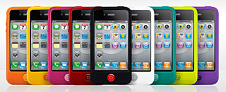 SwitchEasy Colors for iPhone 4