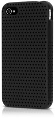 Griffin Perforated Silicone, iPhone 4