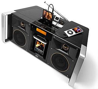 Altec Lansing Mix iMT800 Boombox