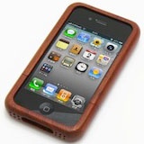 Royal wooden case for iPhone 4