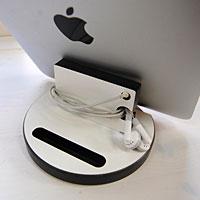 iPadスタンド・ホワイト