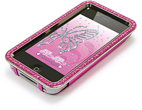 KiraKira iPhone Case