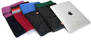 Wool Sleeve for iPad