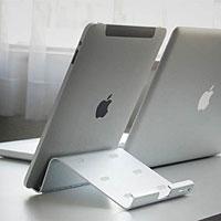 iClooly/タブレット端末用アルミスタンド ST-P10