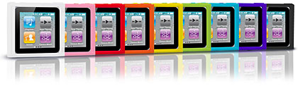 ICEWEAR for iPod nano 6G