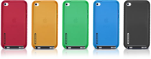 SOFTSHELL for iPod touch 4G