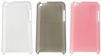 Crystal Case for iPod touch 2010(BI-T210CRL)