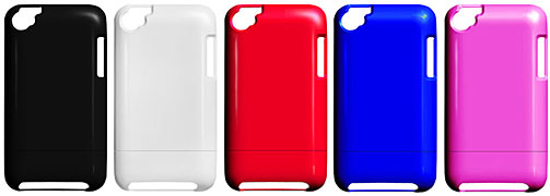 UV Coating Case for iPod touch 2010(BI-T210UVCASE)