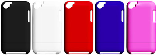 Rubber Coating Case for iPod touch 2010(BI-T210RCASE)