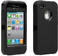 OtterBox Defenderシリーズ for iPhone 4(Black)
