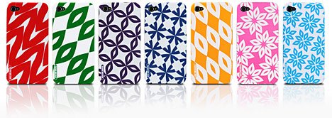 eggshell Finlandia Series for iPhone 4