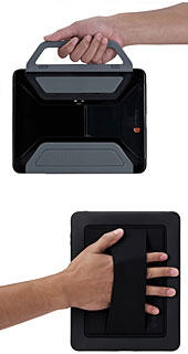Griffin Standle Case for iPad/Griffin AirStrap for iPad