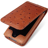 Piel Frama Natural Cowskin レザーケース for iPhone 4