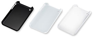 エアージャケットセット for iPhone 3G