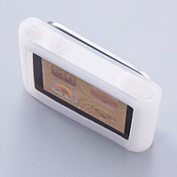 Simplism Silicone Case Set for iPod nano (6th)