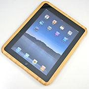iPad専用 竹製ハードケース