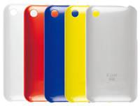 OZAKI IC810A iCoat Wardrobe iPhone 3G/3GS 5色セット