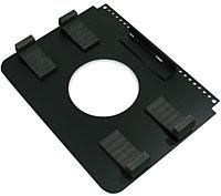 A4/B5のバインダーにiPadを固定するアダプター