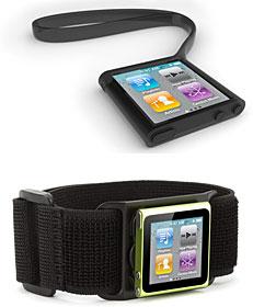 Griffin Wristlet/AeroSport for iPod nano(6th gen.)