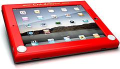 Etch A Sketch iPad ケース