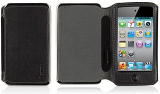 Elan Passport Metal for iPod touch(4th gen.)(Black)