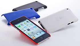 Simplism Thinpoly Cover Set for iPod touch (4th)