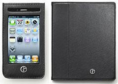 アルマーニiPhone 4用/iPad用ケース