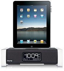 SDI iHome iA100 Bluetooth ステレオスピーカー for iPad, iPhone and iPod