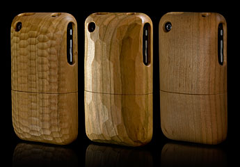 Real Wood for iPhone 3G/3GS