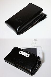 丑やiPhone 4レザーケース