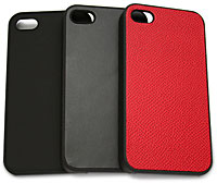 Card-in Jacket for iPhone 4