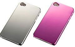 ハードケース for iPhone 4 SB-IA01-HCMR