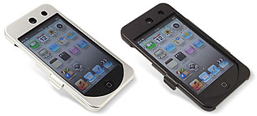 PDAIR アルミケース for iPod touch(4th gen.)